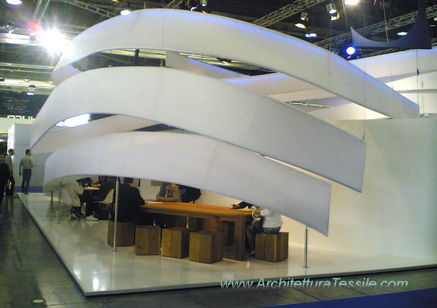 infissi moderni architettura moderna : tessuti tecnici,Tessuti architettura,controsoffitti in tessuto,